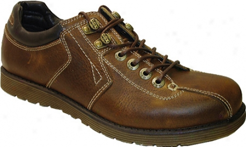 Gbx 13366 (men's) - Dark Tan Oiyl Tumbled Leather