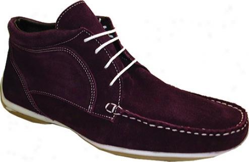 Gbx 54272 (men's) - Purple Cabo Suede