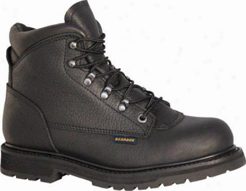 Gear Box Footwear 1645 (men's) - Harvest Black