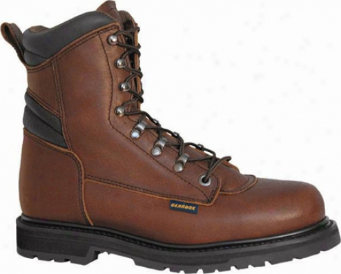 Gear Case Footwear 834 (men's) - Harvest Amber