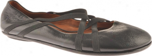 Gentle Souls Bay Braid (women's) - Black Leather