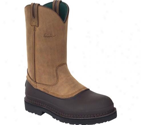 """georgia Boot G3413 Pull-on Muddog 11"""" (women'z) -  Brown"""