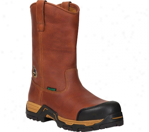 Georgia Boot G5624 Diamone Trax Pull-on Steel Tod (men's) - Rust