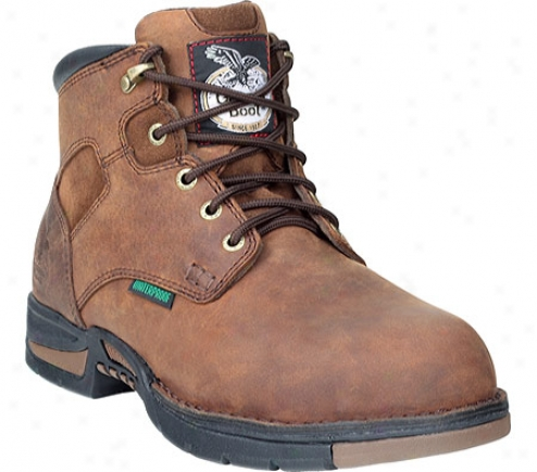 """georgia Boot  G6403 Athens 6"""" (men's) -  Brown"""