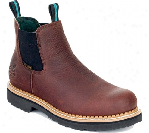 Georgia Boot Gr500 High Romeo (men's) -  Soggy Brown