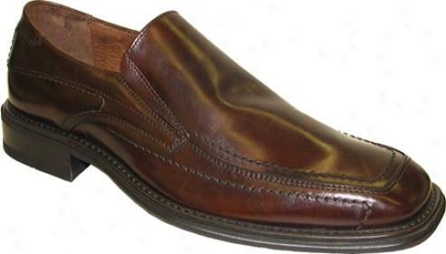 Giorgio Brutini 17346 (men's) - Castagno Italian Leather