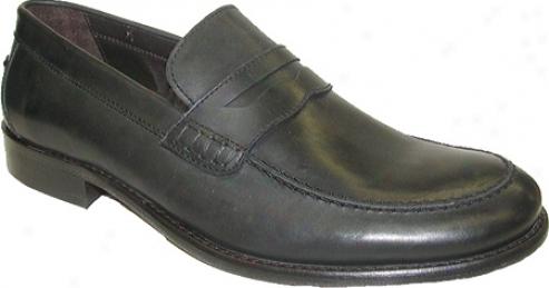 Giorgio Brutini 47815 (men's) - Black Huma Calf
