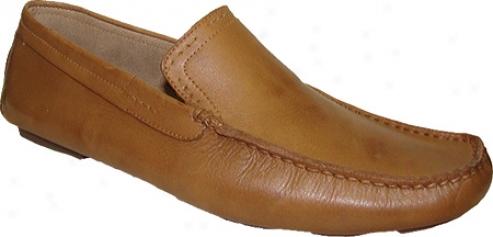 Giorgio Brutini 68876 (men's) - Maple Tan Full Grain Leather