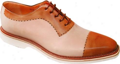Giovanni Marquez 1865 (men's) - Cream Leather