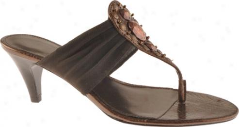 Gloria Vanderbilt Gossip (women's) - Brown/dark Brown Fabric