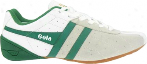 Gola Mamba (men's) - White/green
