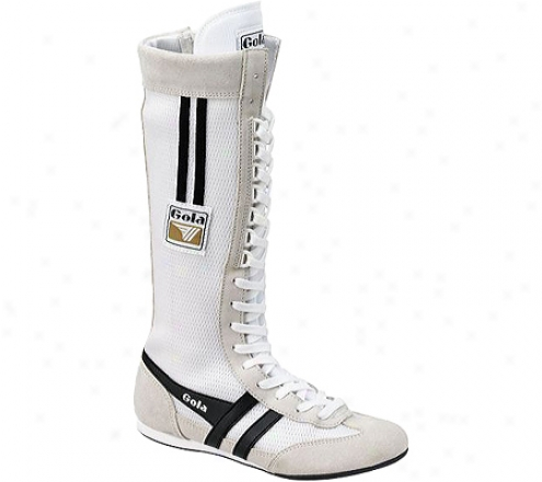 Gola Superfly (women's) - White/black