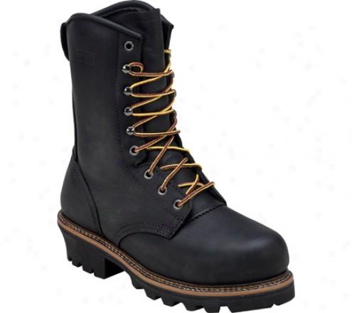 Golden Retriever Footwear 9092 (men's) - Black