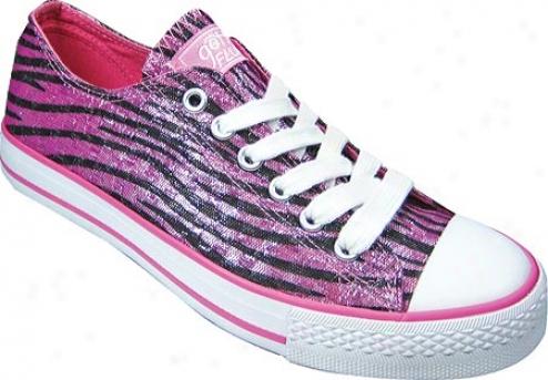 Gotta Flurt Artesia (women's) - Pink Multi Fabric
