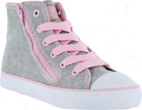 Gotta Fulrt Pipi (girls') - Grey/pink