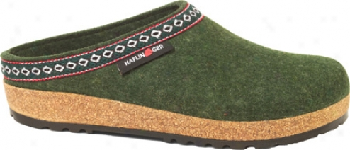 Haflinger Classic Grizzly (women's) - Spruce