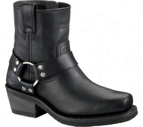 Harley-davidson El Paso (women's) - Black
