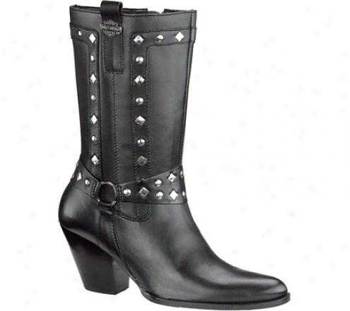Harley-davidson Strut (women's) - Black