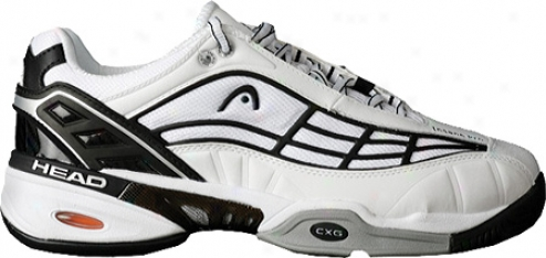 Head Insane Pro (men's) - White/black