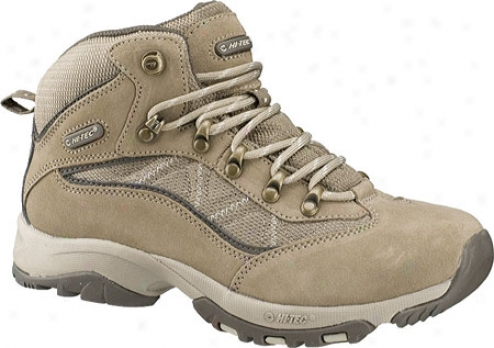 Hi-tec Precipice Trail Wp (women's) - Old Moss/taupe/bamboo
