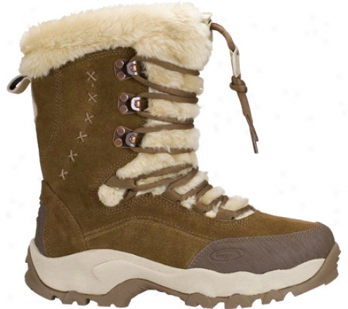 Hi-tec St. Moritz 200 (women's) - Brown/cream