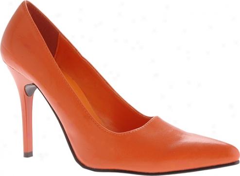 Highest Heel Classic (women's) - Orange Pu