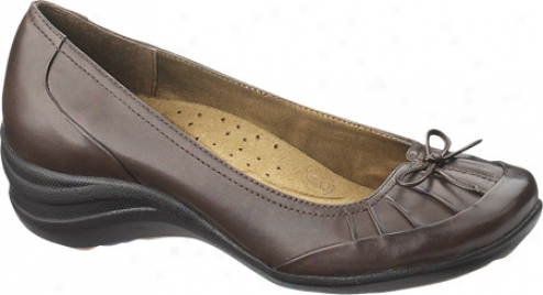 Still Puppies Full of sexual passion (women's) - Dark Brown Leather