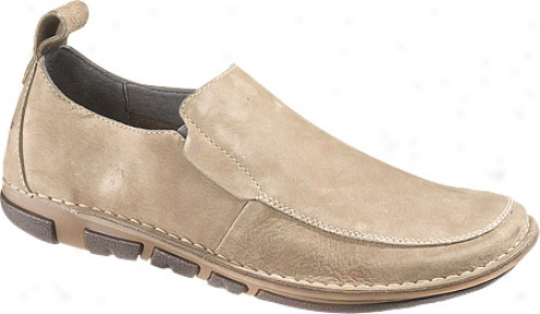 Hush Puppies Chill Out (men's) - Taupe Nubuck