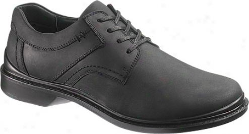 Hush Puppies Claxton (men's) - Black L3ather