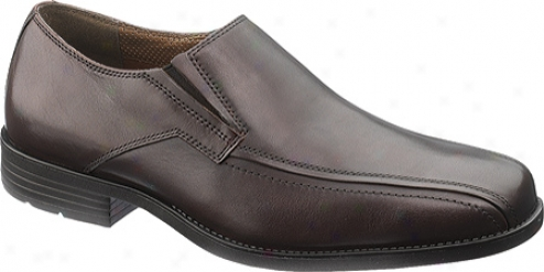 Hush Puppies Lucent (men's) - Brown Leather