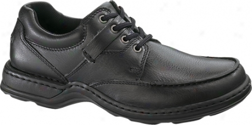 Hush Puppies Randall (men's) - Black Leather