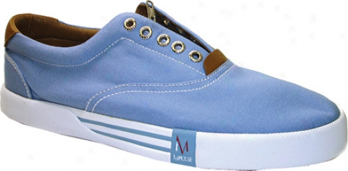 Impulse P1245 (men's) - Sky Blue Fino Canvas