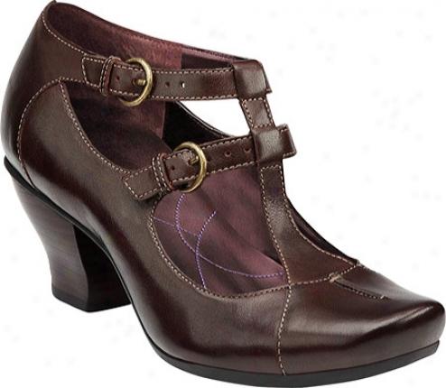 Indigo By Clarkks Grace Lisa (women's) - Brown Leather
