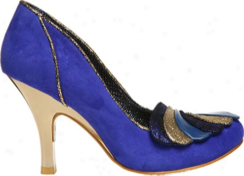 Unsymmetrical Choice Royal Marriage (women's) - Blue Leather