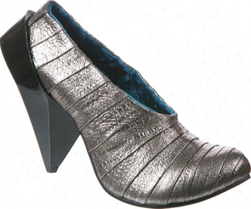 Irregular Choice Swordmaker (women's) - Silver