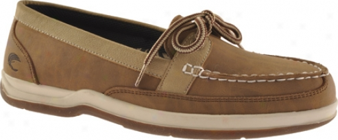 Island Surf Co. Catalina (women's) - Brown/ice