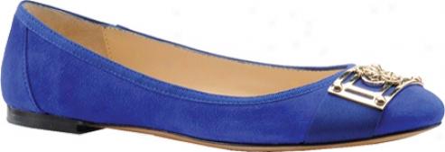 Isola Britt (women's) - Ink Blue Suede