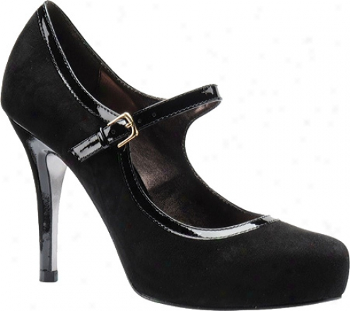 Isola Cadria (women's) - Black Suede