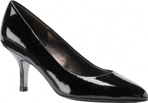 Isola Clatet (women's) - Black Patent