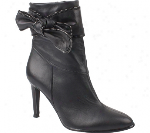 J. Renee Athena (women's) - Black Nappa