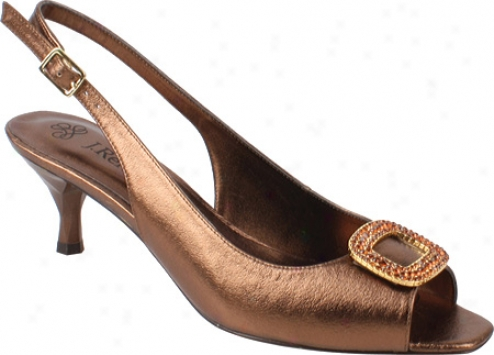 J. Renee Classic (women's) - Bronze Metallic Nappa