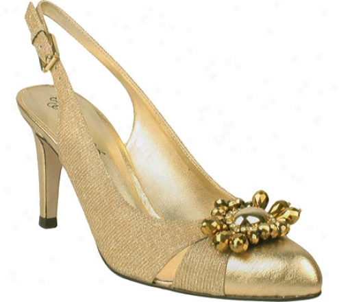 J. Renee Melody-dg (women'ss) - Gold Dance Fabric/metallic