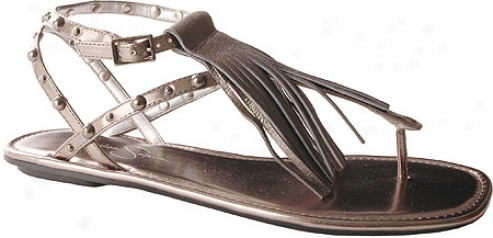 Jessica Simpson Craline (women's) - Dark Pewter New Metallic