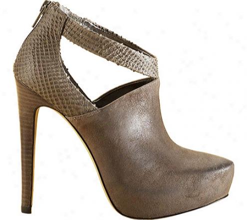 Jessica Simson Fionna (women's) - Grey Colorado Leather