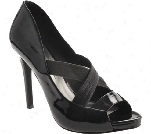 Jessica Simpson Laqua (women's) - Black Patent