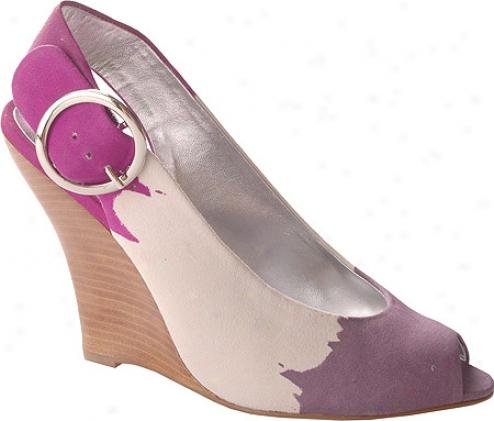 Jessica Simpson Percey (women's) - Purple Rose/white Tye Dye