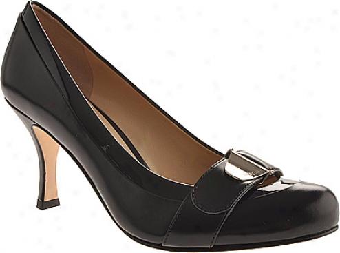 Joan & Dqvid Eara (women's) - Black Leather