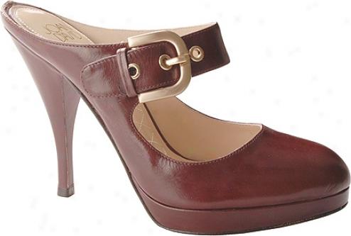 Joan & David Jari (women's) - Dark Brown Leather