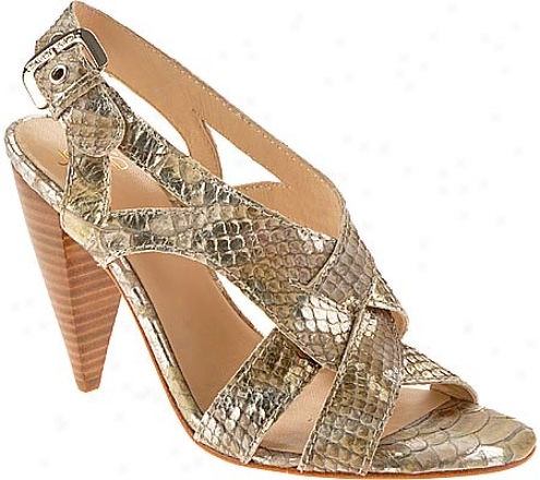 Joan & David Lanaro (women's) - Silver Multi Reptile