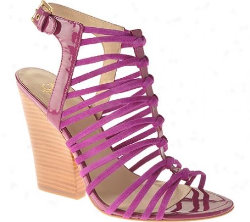 Joan & David Victoria (women's) - Purple/purple Suede